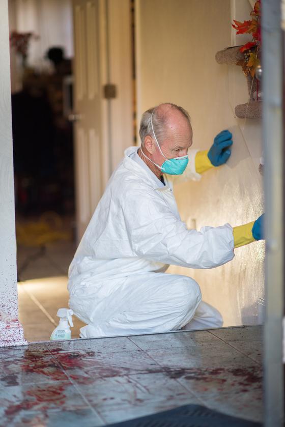 24 Hour Crime Scene Cleanup - Hazardous Cleanup Services